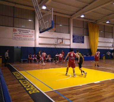 Resum Jornada Equips Masculins (10-11 mar)