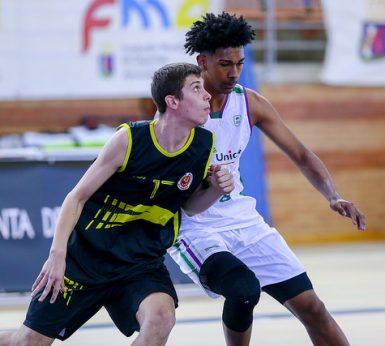 1a jornada. Campionat d'Espanya Júnior Masculí