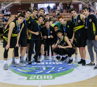 Històrica 8ena posició. Campionat d'Espanya Júnior Masculí