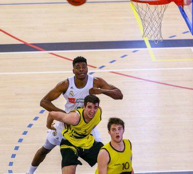 Quarts de Final. Campionat d'Espanya Júnior Masculí