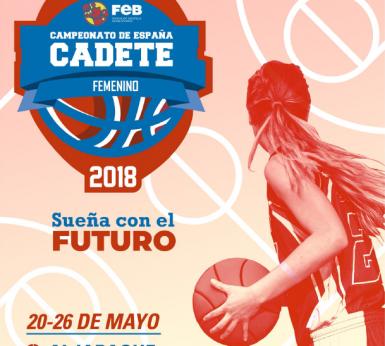 Sorteig Campionat d'Espanya Cadet Femení