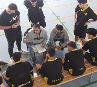 #J1M: Campions de grup i a per la permanència